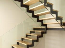 Le monte escalier tournant